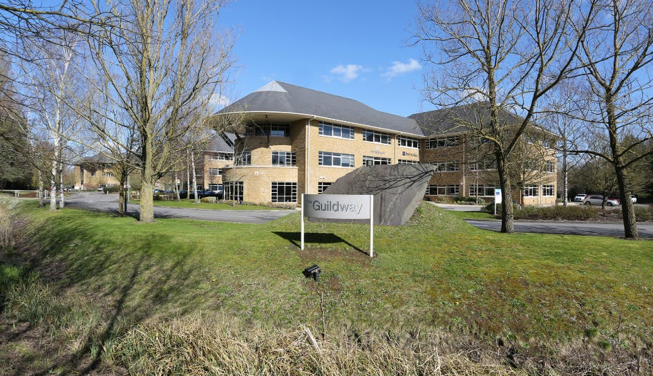Wonersh House, The Guildway, Guildford, Offices To Let - External Won.png