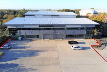 Unit 13, Vision Industrial Park, London, Industrial / Offices To Let - Aerial  Edited.jpg - More details and enquiries about this property