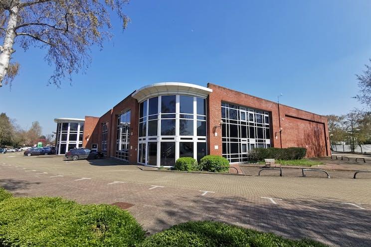 Unit C5 Octimum, Kingswey Business Park, Woking, Warehouse & Industrial To Let - External Best.jpg