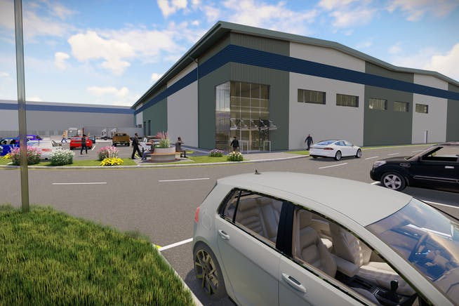Willow 45, Castle Donington, Nottingham, Distribution Warehouse To Let - Photomontage 3.jpg