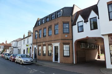 Second Floor, 96 High Street, Burnham, Offices To Let - Second Floor, 96 High Street, Burnham SL1
