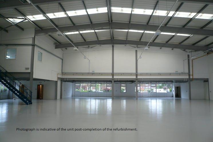 Unit C5 Octimum, Kingswey Business Park, Woking, Warehouse & Industrial To Let - Internal.jpg