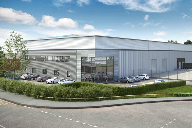 Horizon 5, Wade Road, Basingstoke, Warehouse & Industrial To Let - Wade Road - View 1 a - 170420 (002).jpg