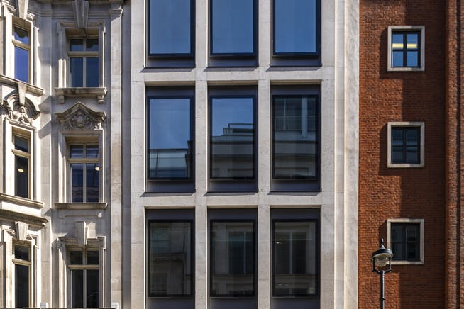 10 New Burlington Street, Mayfair, London, Office To Let - New Burlington Street Mayfair exterior.jpg