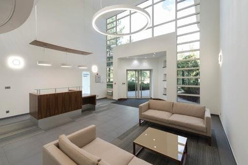 Compton House, The Guildway, Guildford, Office To Let - Reception1.jpg