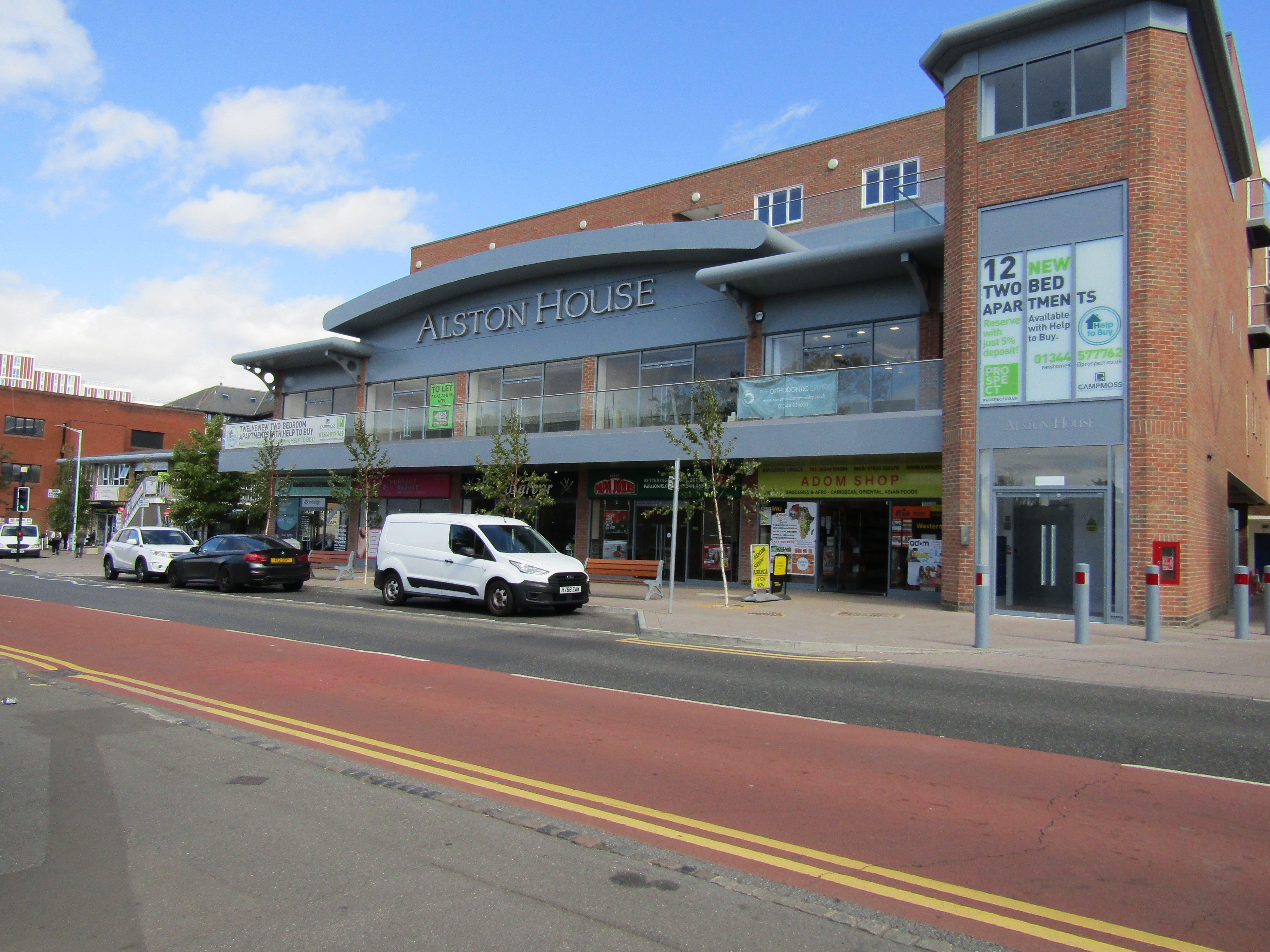 Alston House, Bracknell, Retail To Let - IMG_1146.JPG