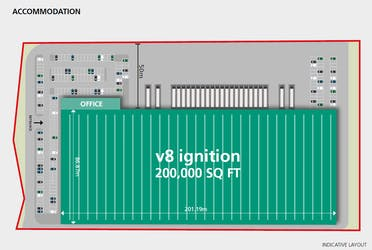 Phase 2 Ignition Swindon (Design & Build Opportunties), Faraday, Swindon, Industrial To Let - Phase 2 indicative layout.PNG - More details and enquiries about this property