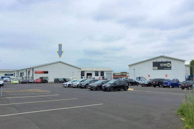 Unit 8, Partnership Park, Southsea, Industrial To Let - Outside1.jpg