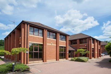 Beech House, Fleet, Offices To Let - Frontage