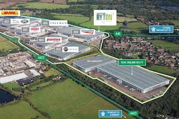 Prologis Park Ryton, Coventry, Distribution Warehouse To Let - RYTON2.JPG