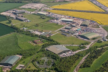 Roseland Business Park - Design And Build, A1, Long Bennington, Nottingham To Let - full page aerial  Front page.jpg