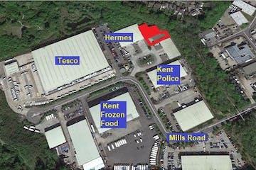 Unit 3C Priory Park, Mills Road, Aylesford, Warehouse / Industrial To Let - Ariel Estate.jpg