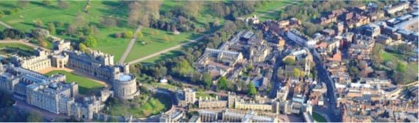 York House, Sheet Street, Windsor, Office To Let - Windsor aerial.jpg