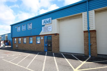 Unit 17, Slader Business Park, Poole, Office / Industrial & Trade To Let - Front.jpg