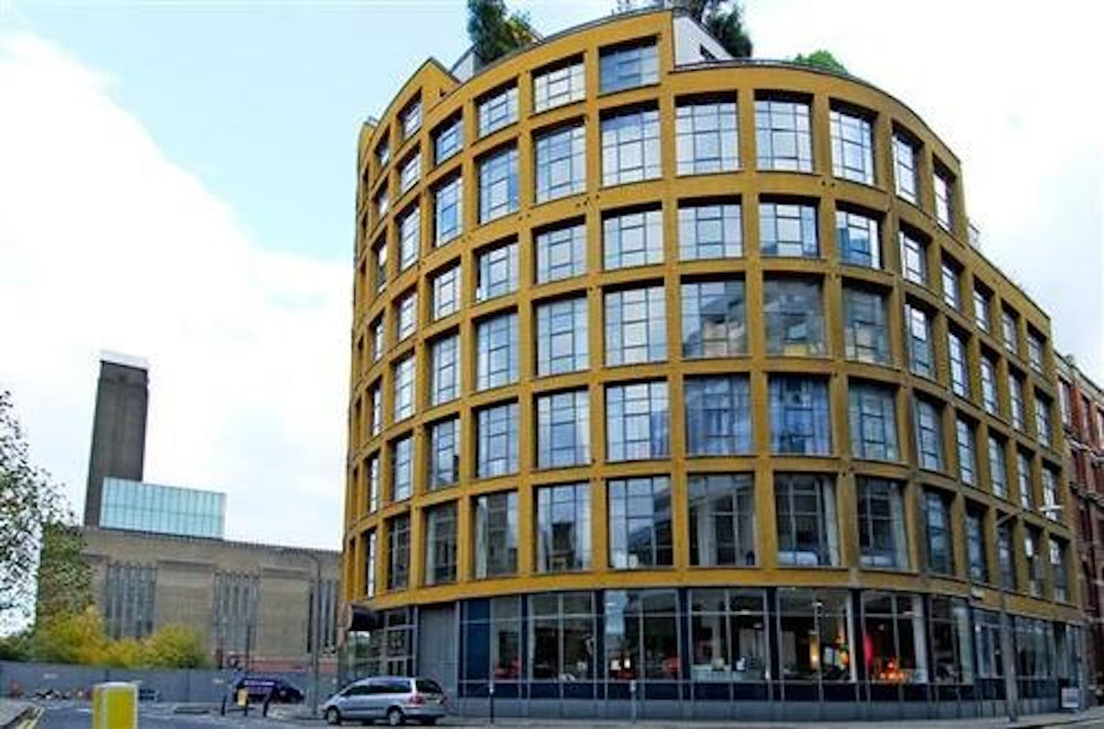 65C Hopton Street, London, Office To Let - External