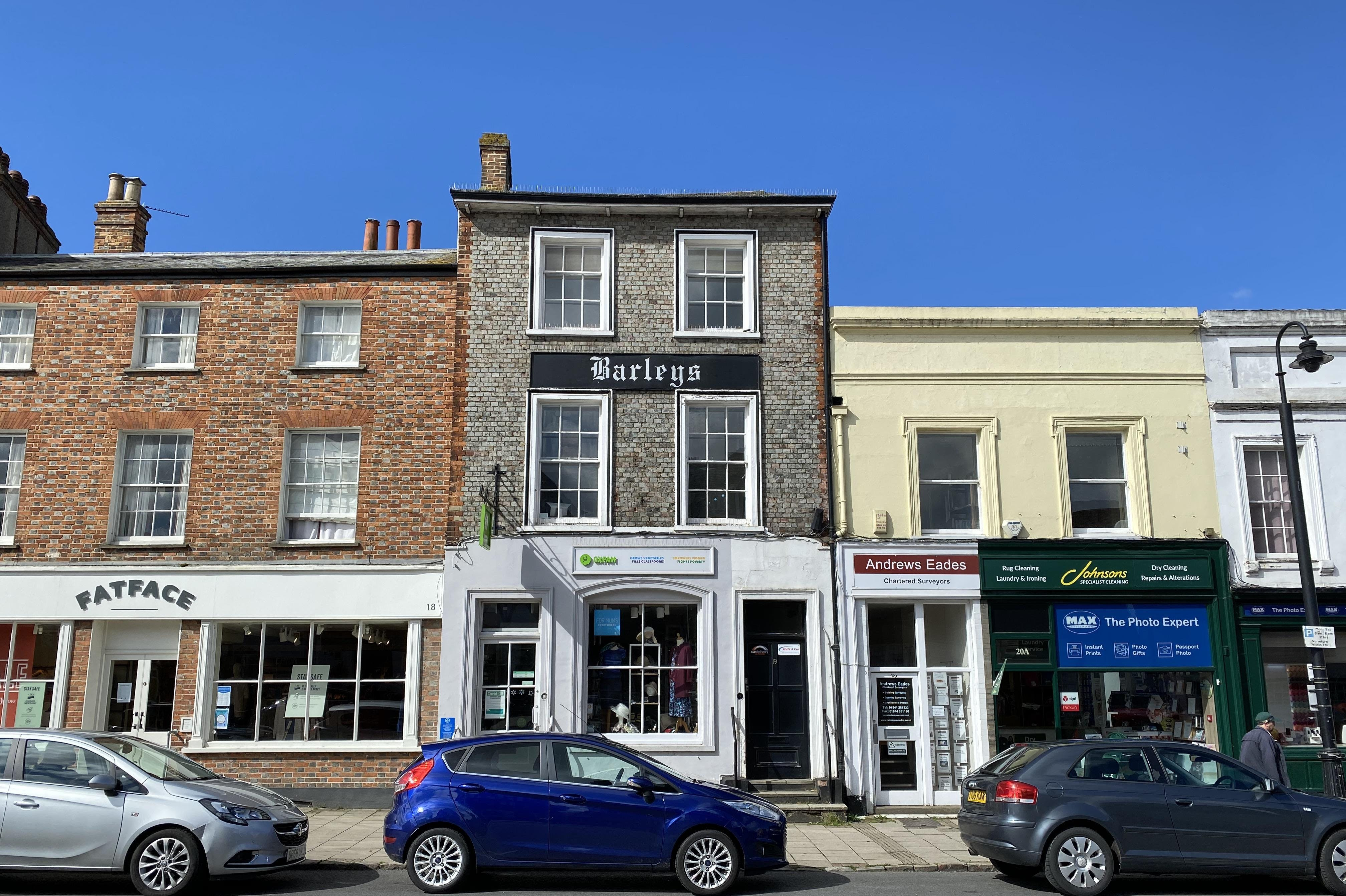 1st and 2nd Floor Offices, 19 Cornmarket