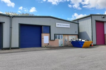 Unit 2 Newton Park, Portway West Business Park, Andover, Trade Counter / Warehouse & Industrial To Let - Image 1