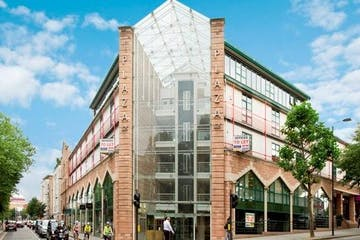 The Plaza - Unit 1.04 - 1.05, Unit 1.04 - 1.05 The Plaza, Chelsea, Office To Let - Plaza front.jpg