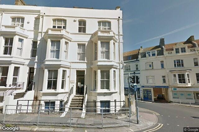 2Nd - 3Rd Floors 34 Cambridge Road, Hastings, Office To Let - Image from Google Street View - 132