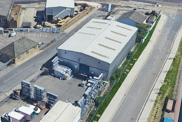 Unit 6, City Cross, Unit 6, London, Industrial To Let - Google Maps aerial 2.PNG - More details and enquiries about this property