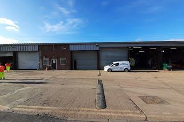 Unit 2 Wade Road Depot, Wade Road, Basingstoke, Warehouse & Industrial / Open Storage Land To Let - Image 1