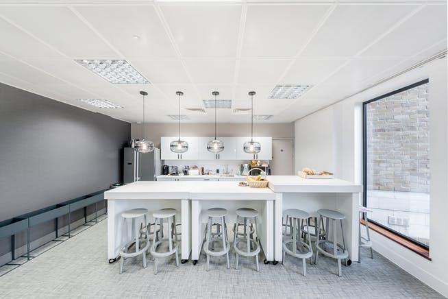 Sentinel House, Marylebone, London, Office To Let - sentinelhousemaryleboneofficetoletkitchen.jpg