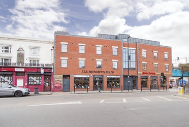 395 Cambridge Heath Road, 395 Cambridge Heath Road, London, Retail To Let - ext1.JPG - More details and enquiries about this property