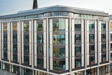 Wells & More, 45 Mortimer Street, London, Office To Let - WM  facade.png - More details and enquiries about this property