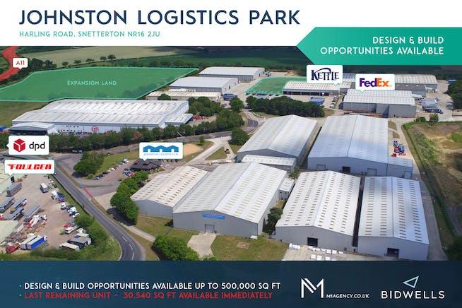 Johnston Logistics Park, Harling Road, Snetterton, Distribution Warehouse To Let - JLP.JPG