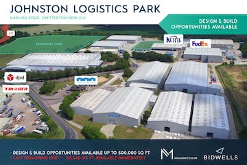 Johnston Logistics Park, Harling Road, Snetterton, Distribution Warehouse To Let - JLP.JPG