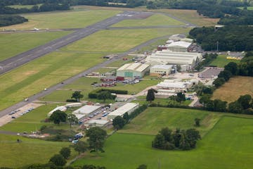 Up To 10 Acres Open Storage At Dunsfold Park, Stovolds Hill, Cranleigh, Open Storage Land To Let - BusinessPark.jpg