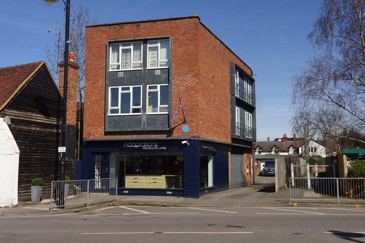Second Floor, 53-57 High Street, Cobham, Offices To Let - DSC02101.JPG