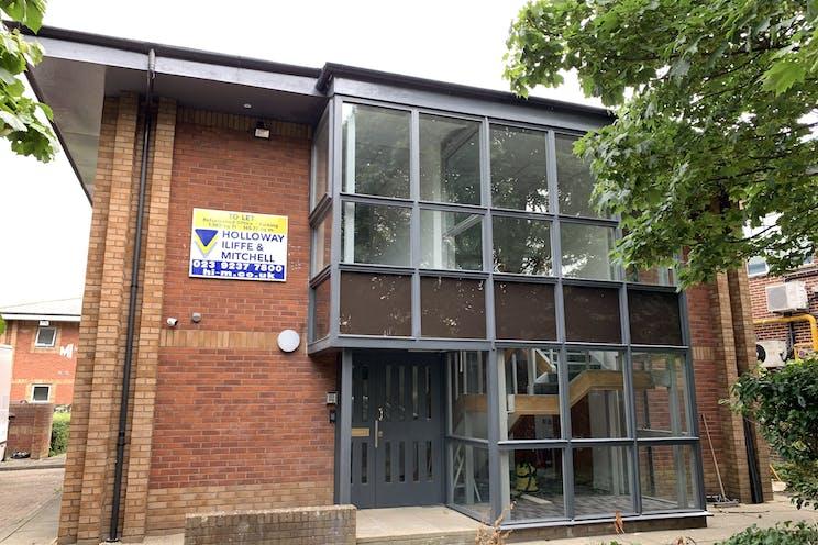 12 Acorn Business Park, Portsmouth, Office To Let - Front external.jpg