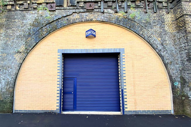 Arches 553 & 554 Brixton Station Road, London, Industrial To Let - Brixton Station Road Arch 554 2i.jpg