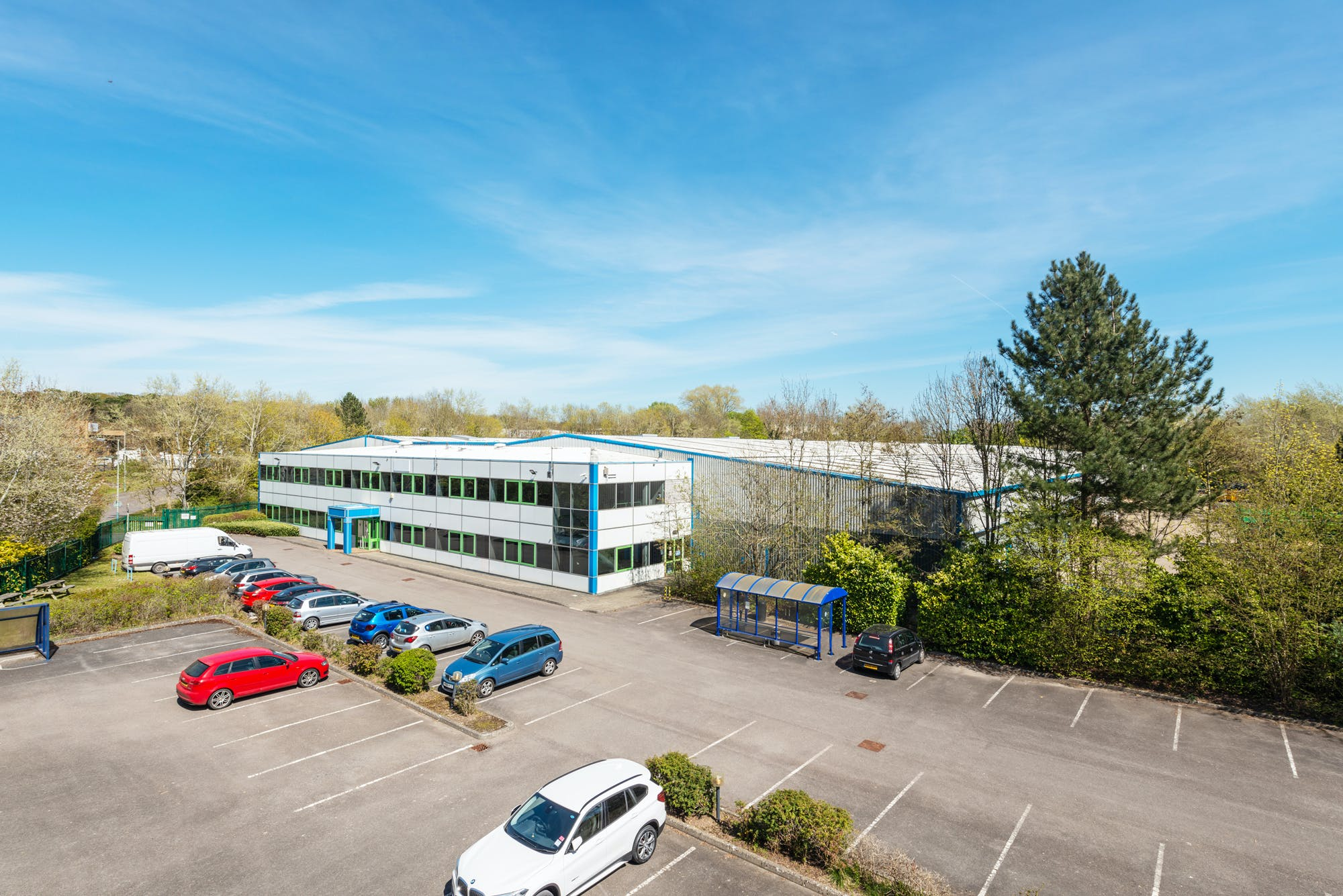 Unit 3 Hunts Rise, Swindon, Industrial For Sale - HondaHuntsRiseSwindon52.jpg