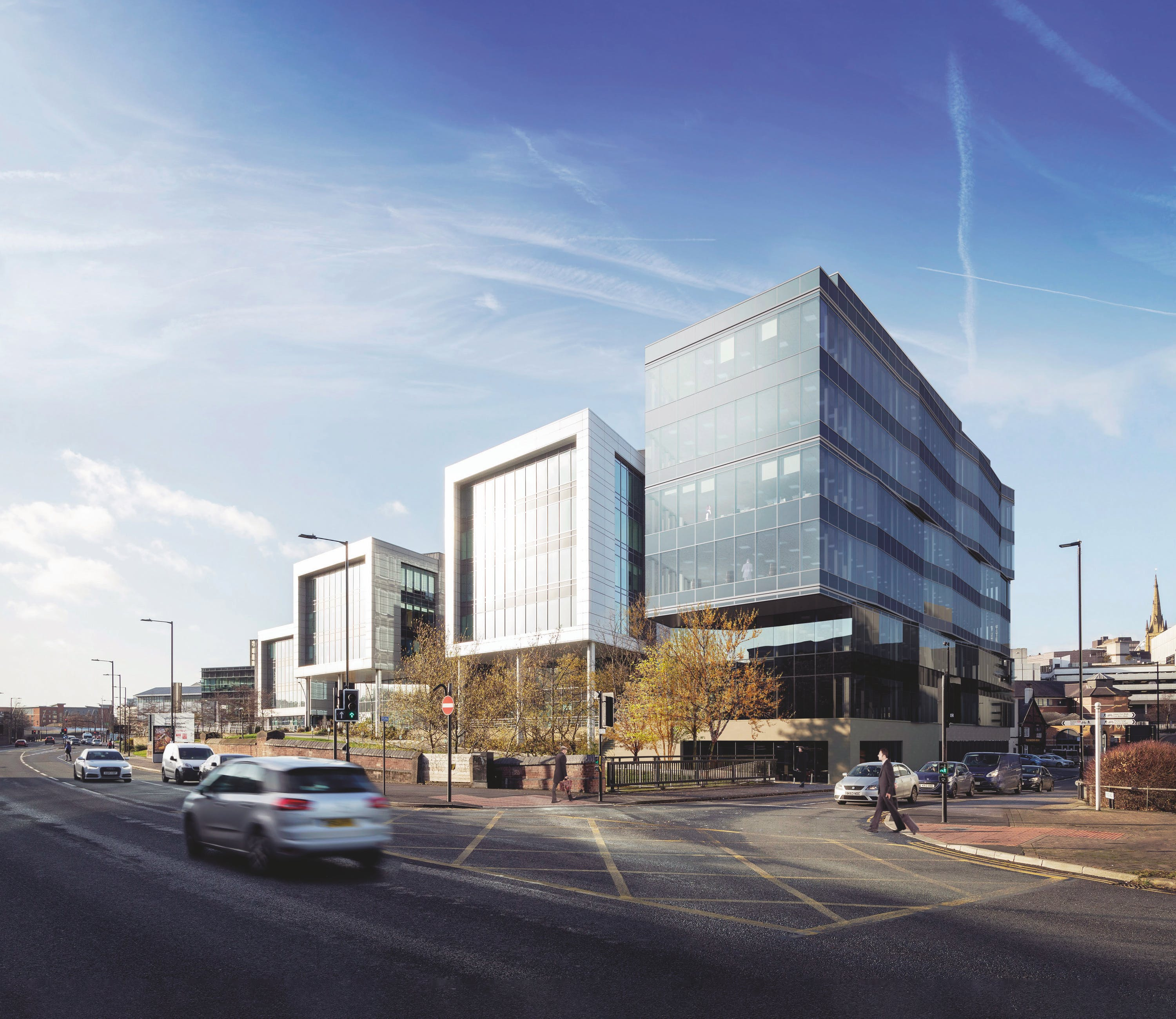 Endeavour, Sheffield DC, Sheffield, Offices To Let - EndeavourView1.jpg