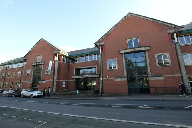 257 Ecclesall Road, Sheffield, Offices To Let - Portergate - Front View.JPG