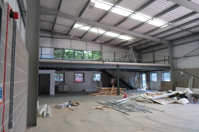 Unit 11, Camberley Business Centre, Surrey, Warehouse & Industrial To Let - Unit 11 2.jpg