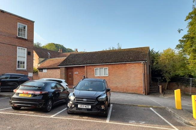 24 Swan Street Kingsclere, 24 Swan Street, Newbury, Development (Land & Buildings) / Investments / Offices For Sale - 20210906_082107.jpg