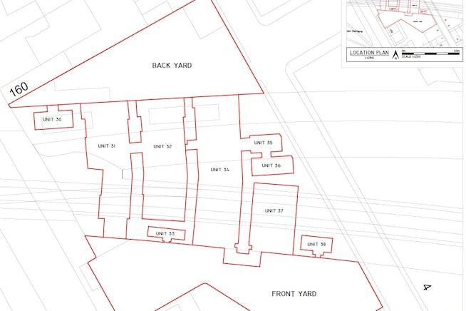 Arches 30-38 Prowse Place, Arches 30-38, Camden, Offices / Industrial / Leisure To Let - Camden Plan.jpg