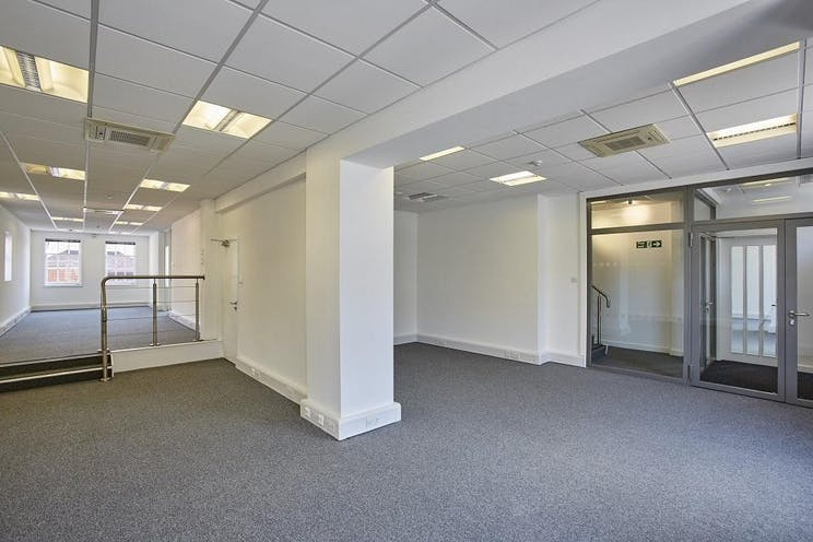 Guildford House, 66 Guildford Street, Chertsey, Offices To Let / For Sale - GH Entrance