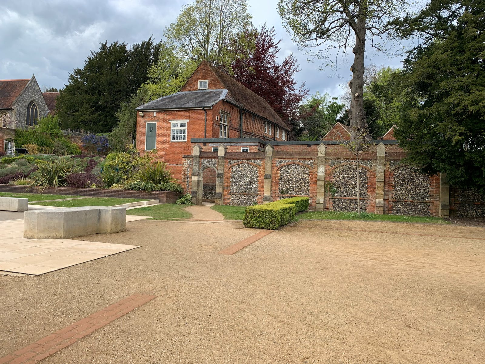 Caversham Court, Reading, Office / Residential / Education / Healthcare To Let / For Sale - Garden pic.jpg