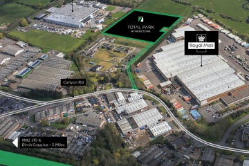 Total Park Atherstone, Carlyon Road, Atherstone, Distribution Warehouse / Land To Let - Total Atherstone.jpg