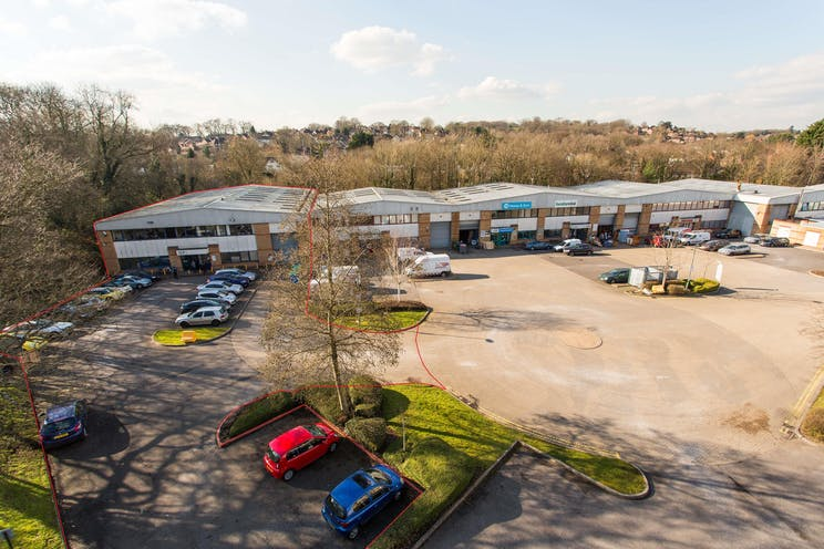 Unit 7 Guildford Industrial Estate, Deacon Field, Guildford, Warehouse & Industrial To Let - External