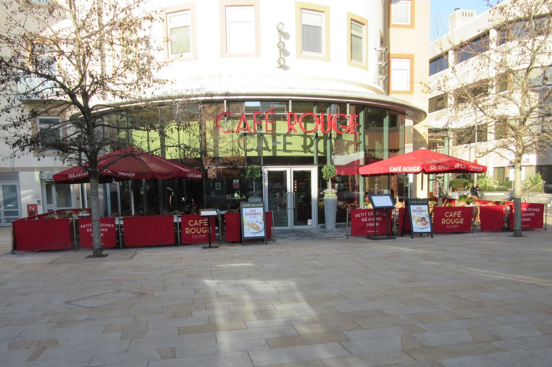 Restaurant Unit 1, Morris House, 34 Commercial Way, Woking, Retail / D2 Leisure To Let - IMG_6817.JPG
