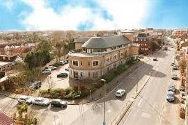 Centurion, London Road, Staines-Upon-Thames, Serviced Office To Let - 9IAGWG9U.jpg