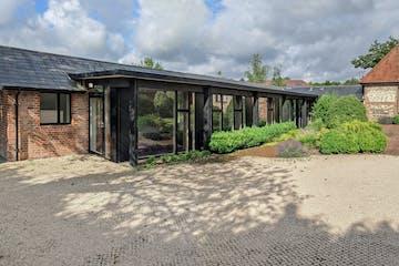 2 Buckmore Studios, Buckmore Farm, Petersfield, Offices To Let - Studio 2 External.jpg