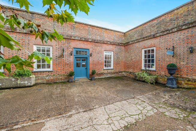 Unit 4 Claydon Courtyard, Claydon Estate, Middle Claydon, Retail To Let - UNIT 4 EXT D.jpg