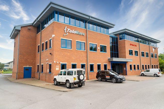 Teleware House, York Road, Thirsk, York Road, Thirsk, Office To Let - _SKY1540-Edit.jpg