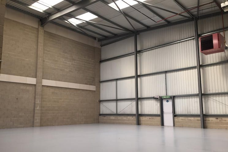 Unit 4 Guildford Industrial Estate, Guildford, Warehouse & Industrial To Let - internal 1
